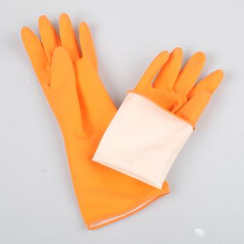 Household latex glove