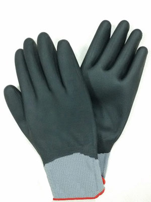Fully Coated Safety Nitrile Foam Working Glove